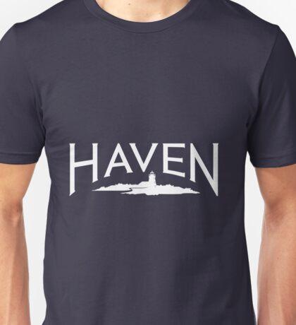 Haven Maine Syfy Logo Unisex T-Shirt