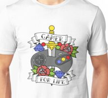 GAMER FOR LIFE Unisex T-Shirt