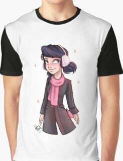 Marinette's winter outfits Graphic T-Shirt