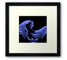 Curvilinear Project No. 264 ( Irresistible Force ) Framed Print