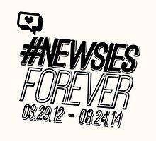 #newsiesforever (USA date format version) by kandyshock