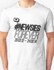 #newsiesforever T-Shirt