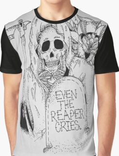 Reaper's Death Song Graphic T-Shirt