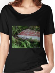 Maine by boat Women's Relaxed Fit T-Shirt