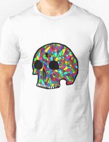 The Locked Skull Unisex T-Shirt