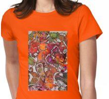 The Bouquet - or: Here Comes The Bride Womens Fitted T-Shirt