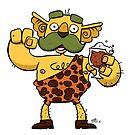 Barleywine Beer Monster by striffle