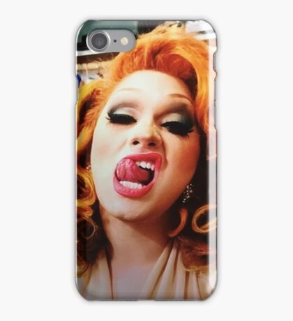 Jinkx  monsoon iPhone Case/Skin