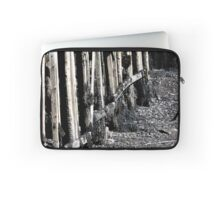 Maine pier Laptop Sleeve