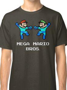 Mega Mario Bros. Classic T-Shirt