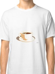 The Perfect Cup Of Coffee Classic T-Shirt