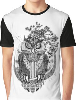 Owl knows best. Graphic T-Shirt