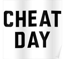 Cheat Day Poster