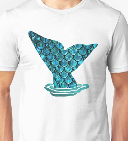 Mermaid Tail  Unisex T-Shirt