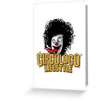 Circoloco Lifestyle Ibiza  Greeting Card