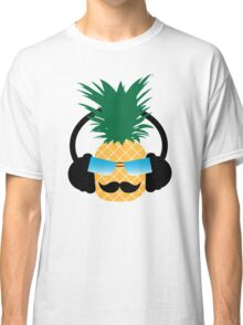 Funny pineapple lover music Classic T-Shirt