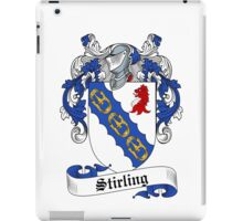 Stirling (Bankell) iPad Case/Skin