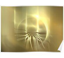 Sun Jellyfish Poster