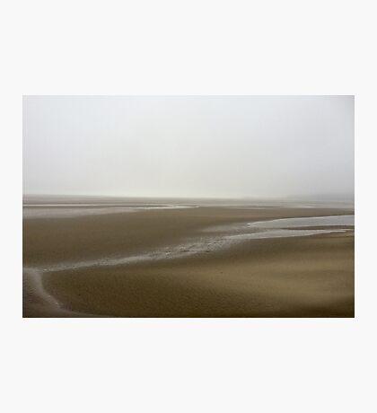 Portmeirion Storm Beach Photographic Print