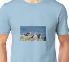 Puffins Unisex T-Shirt