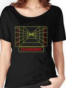 Stay On Target Version 3 Women's Relaxed Fit T-Shirt