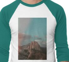 Yosemite Half Dome Men's Baseball ¾ T-Shirt