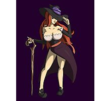 Sexy Sorceress Dragon's Crown Photographic Print