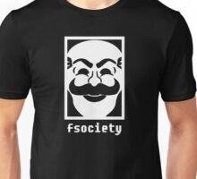 Mr. Robot Fsociety Unisex T-Shirt