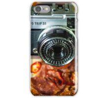 Pizza Cam  iPhone Case/Skin