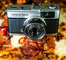 Pizza Cam  by Rob Hawkins
