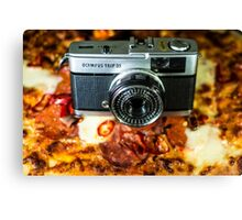 Pizza Cam  Canvas Print