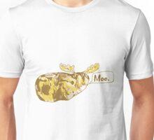 Mooing Moose Potato Unisex T-Shirt