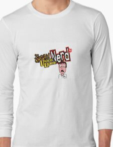 AVGN Cartoon Long Sleeve T-Shirt