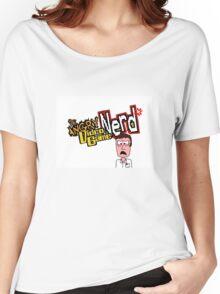 AVGN Cartoon Women's Relaxed Fit T-Shirt