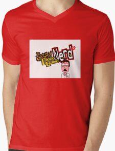 AVGN Cartoon Mens V-Neck T-Shirt
