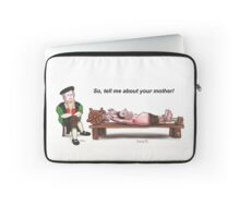 Pioneers of psychoanalysis Laptop Sleeve