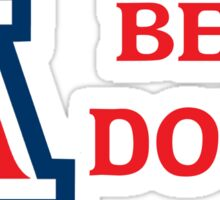 Bear Down Sticker