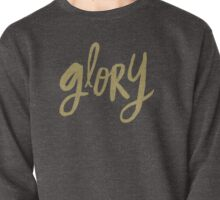 Glory Grey and Gold Pullover