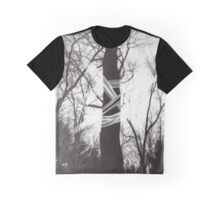 He's Waiting Graphic T-Shirt