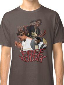 FREE KODAK BLACK VINTAGE RAP TOUR SHIRT Classic T-Shirt