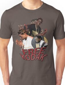FREE KODAK BLACK VINTAGE RAP TOUR SHIRT Unisex T-Shirt