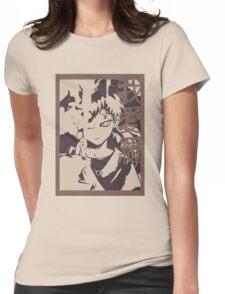 Shinobi of Sunagakure Womens Fitted T-Shirt