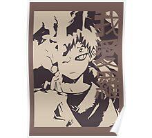 Shinobi of Sunagakure Poster