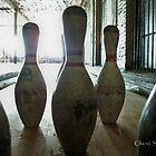Abandoned Bowling by Cheri Sundra