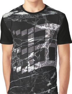 Windows Marble Graphic T-Shirt