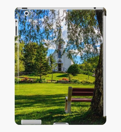 Mother of Sorrows Pioneer Shrine iPad Case/Skin