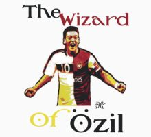 The Wizard of Ozil by AKBame21