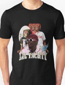 LIL YACHTY VINTAGE RAP TOUR SHIRT Unisex T-Shirt