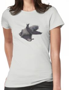 Anurognathus, the tiny pterosaur Womens Fitted T-Shirt
