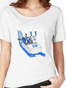 Team Fortress 2 - Blu Women's Relaxed Fit T-Shirt